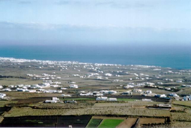 Vista de Macher y Tias...