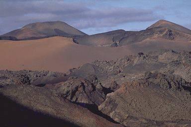 Montañas Del Fuego Timanfaya