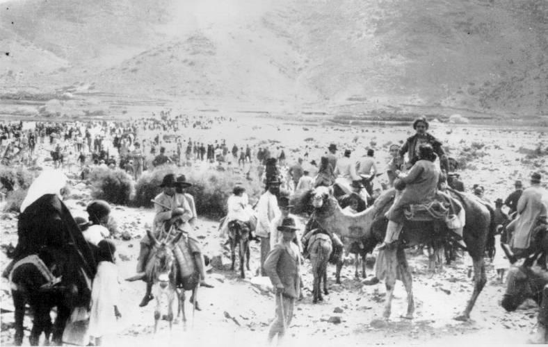 Foto antigua Lanzarote